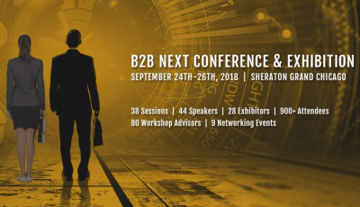 B2B Next Conference & Exhibition 2018