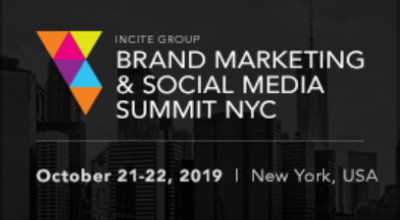 Brand Marketing & Social Media Summit NYC 2019