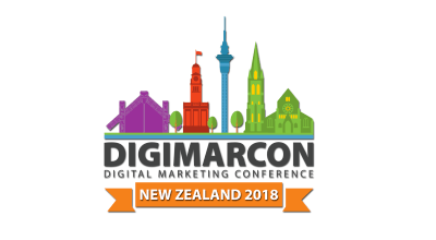 DigiMarCon New Zealand 2018