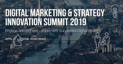 Digital strategy conferences 2019