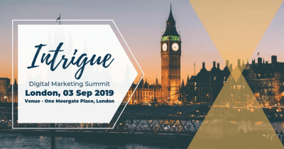 Intrigue Summit London 2019