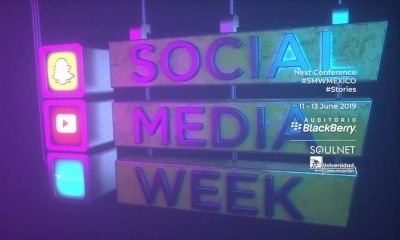 Social Media Week Mexico City 2019